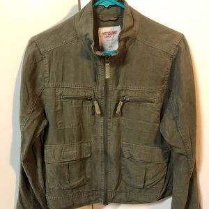Mossimo jeans jacket
